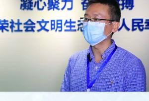 华玉涛:让信息跑过病毒 跑过谣言