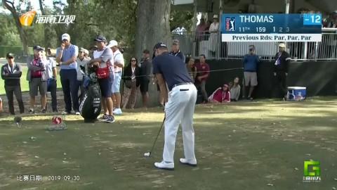 《卫视高尔夫》2019年10月10日