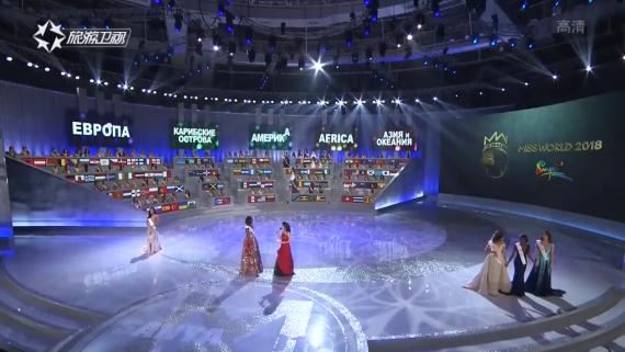 2018第68届世界小姐全球总决赛