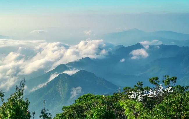 最新!海南旅游形象宣传片 海南自贸港欢迎您