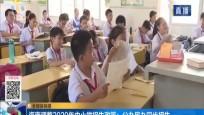 海南調整2020年中小學招生政策:公辦民辦同步招生