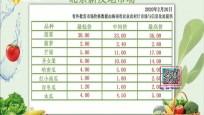 海南冬季瓜果菜在全国各大批发市场的价格