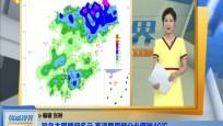 瓊島本周晴間多云 高溫霸屏部分鄉鎮破40°C
