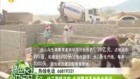 昌江:搶工期抓進度 生豬繁育基地穩步推進