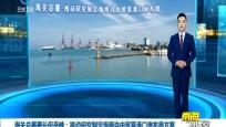 海关总署署长倪岳峰:推动研究制定海南自由贸易港口岸布局方案