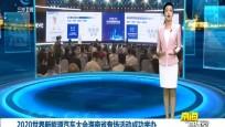 2020世界新能源汽车大会海南省专场活动成功举办