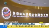 海南新型离岸国际贸易快速发展