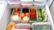 生活帮 冰箱有异味 教您几招去味还杀菌
