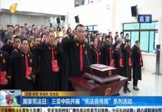 国家宪法日:三亚中院开展