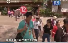 """海南中老年旅游市场扩大 高端品质游""""逍遥爸妈乐""""异常火爆"""