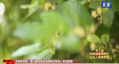 第七届海南省道德模范候选人事迹展播 贺平:消防事业值得一生去奋斗奉献