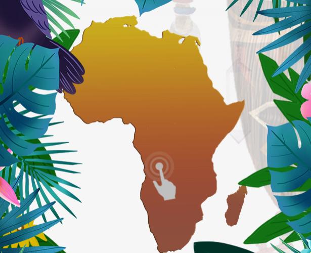 H5:非洲畅游记