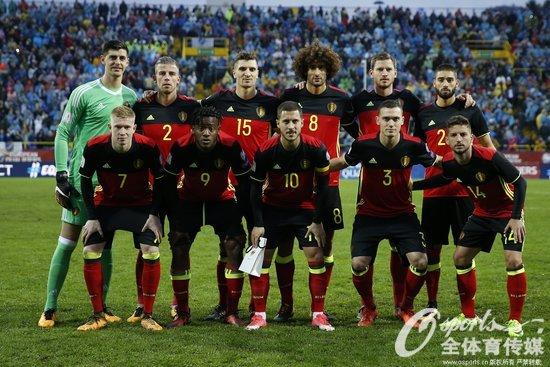 世界杯32强巡礼之比利时