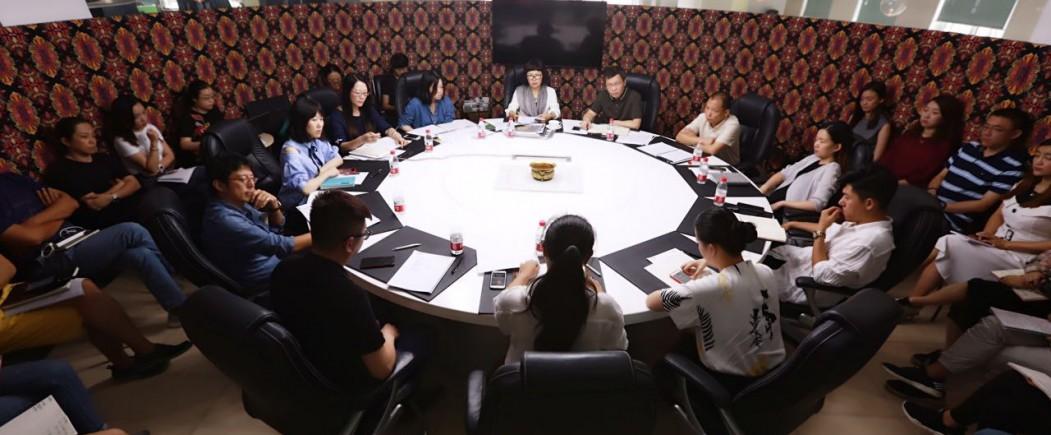 海南广播电视总台领导到旅游卫视调研