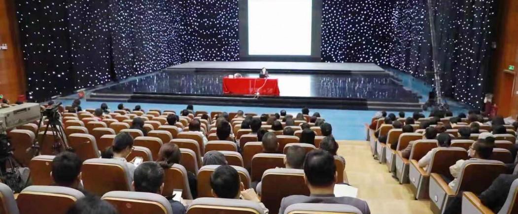 海南广电党员干部专题学习习近平新闻思想