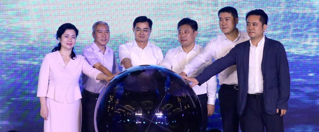 海南广电国际传播融媒体中心开启全新时代 战略签约多家合作伙伴