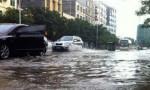 公交信息:受暴雨影響 海口市區內多條公交線路已停運