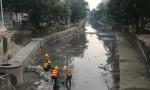 海口大同沟铺设污水管道  有望泾渭分明逐步改善水质