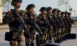 中共中央决定调整中国人民武装警察部队领导指挥体制