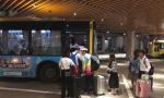 海口交通部门临时开通机场至大学城公交专线