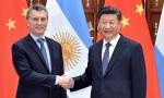 习近平主席同阿根廷总统互致信函