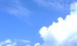 本周前中期全岛以多云间晴天气为主 后期有阵雨或雷阵雨