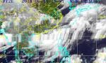 南海东北部生成热带低压 对海南陆地无影响