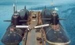 中国多款新型潜艇曝光:094A亮相南海