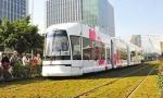 三亚有轨电车示范线解放路至火车站段年底试运营