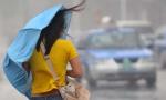 北部湾扰动将加强为热带低压 将给海南带来强风雨