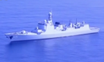 海军海口舰:向战而行 打造战舰龙骨