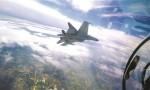 我国自主研发的歼-16战机列阵长空