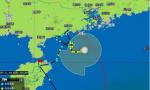 """今年第16号台风""""贝碧嘉""""将在广东西部近海回旋 强度逐渐加强"""
