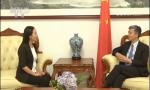 中非合作论坛大使观·中国驻南苏丹大使:希望与中国展开更多合作