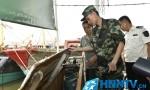 防抗台风 琼海渔船回港避风