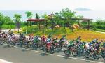 环岛国际公路自行车赛今天经过海口 出行提示看这里~