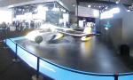 最科幻最拉風 360°透視進博會