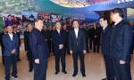 """習近平等黨和國家領導人參觀""""偉大的變革——慶祝改革開放40周年 大型展覽"""""""