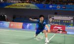 2019中国(陵水)国际羽毛球大师赛收官 国羽小将翁泓阳获男单冠军