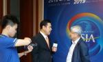 博鳌对话快讯|中国工程院院士金翔龙接受海南广电融媒体记者独家专访