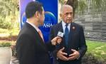 博鳌对话快讯|巴基斯坦前总理阿齐兹接受海南广电融媒体记者独家专访