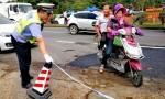 海口公安交警圓滿完成 2019年清明節期間道路交通安保工作