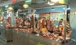 """海口设置53个""""放心猪肉""""销售点 全力保障市民选购猪肉产品"""