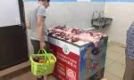 """看过来!海口这12家菜篮子销售点可以买到""""放心猪肉"""""""