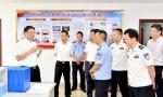海南省公安厅工作组到儋州洋浦推进扫黑除恶工作