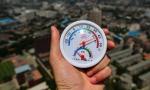 海南省气象局25日解除高温四级预警