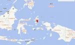 印尼哈马黑拉岛附近发生7.1级地震