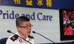 香港警方逮捕5名涉嫌在机场非法集会的嫌疑人