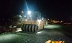 海口椰海大道改造启动沥青摊铺 预计9月底完成