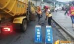 """海口市市政排水部门积极应对 全面部署防御12号台风""""杨柳"""""""